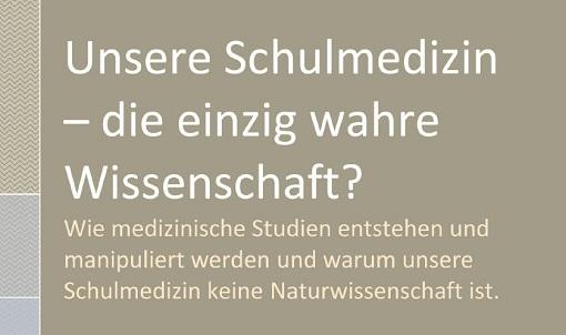 Schulmedizin-Report
