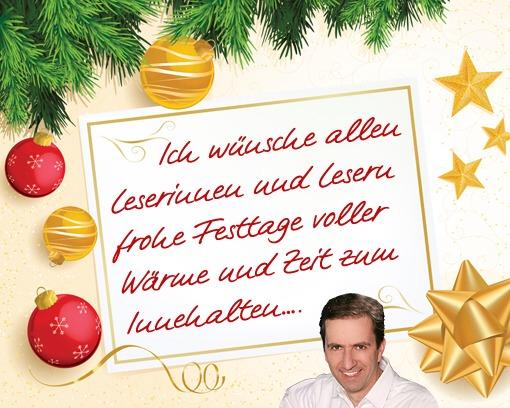 Frohe Weihnachten! - René Gräber – Der Blog