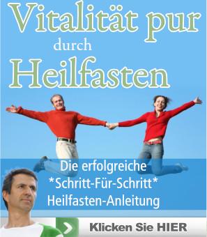 Buch: Heilfasten von René Gräber