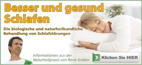 Buch: Besser und Gesund Schlafen von Rene Gräber
